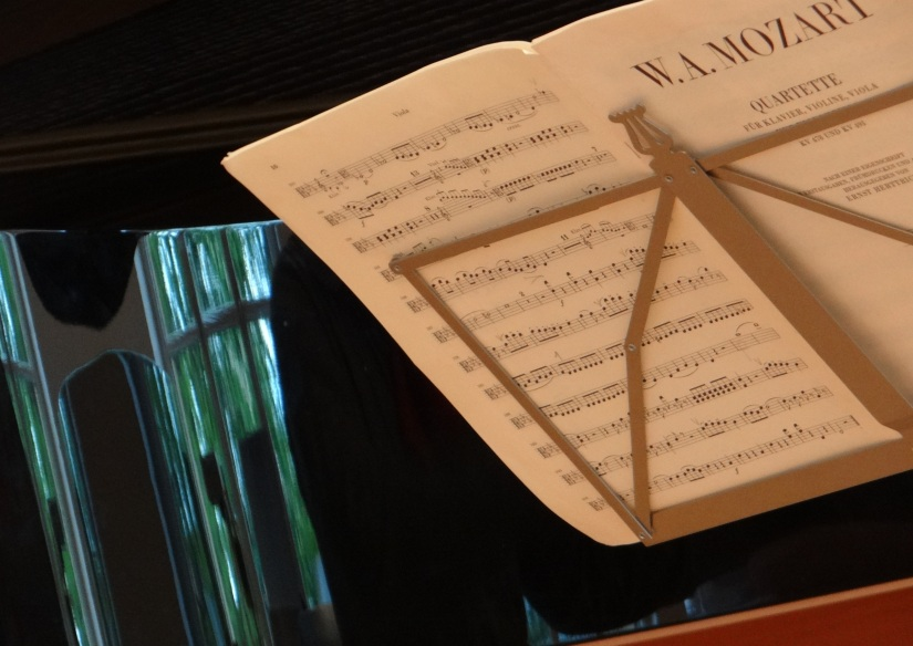 Der 2. Aarauer Kammermusik-Spielsalon – ein paarFotos