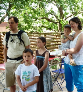 David und family