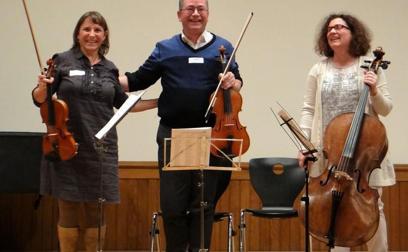 Kammermusikspielsalon 1/2016