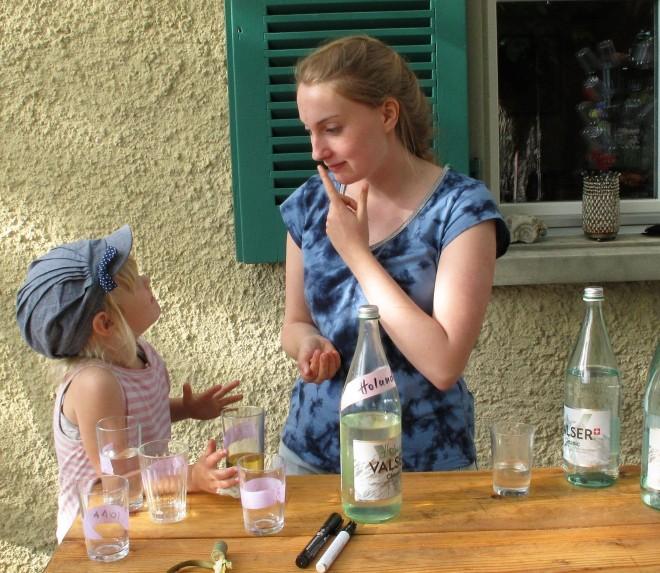 Leonie und Felia
